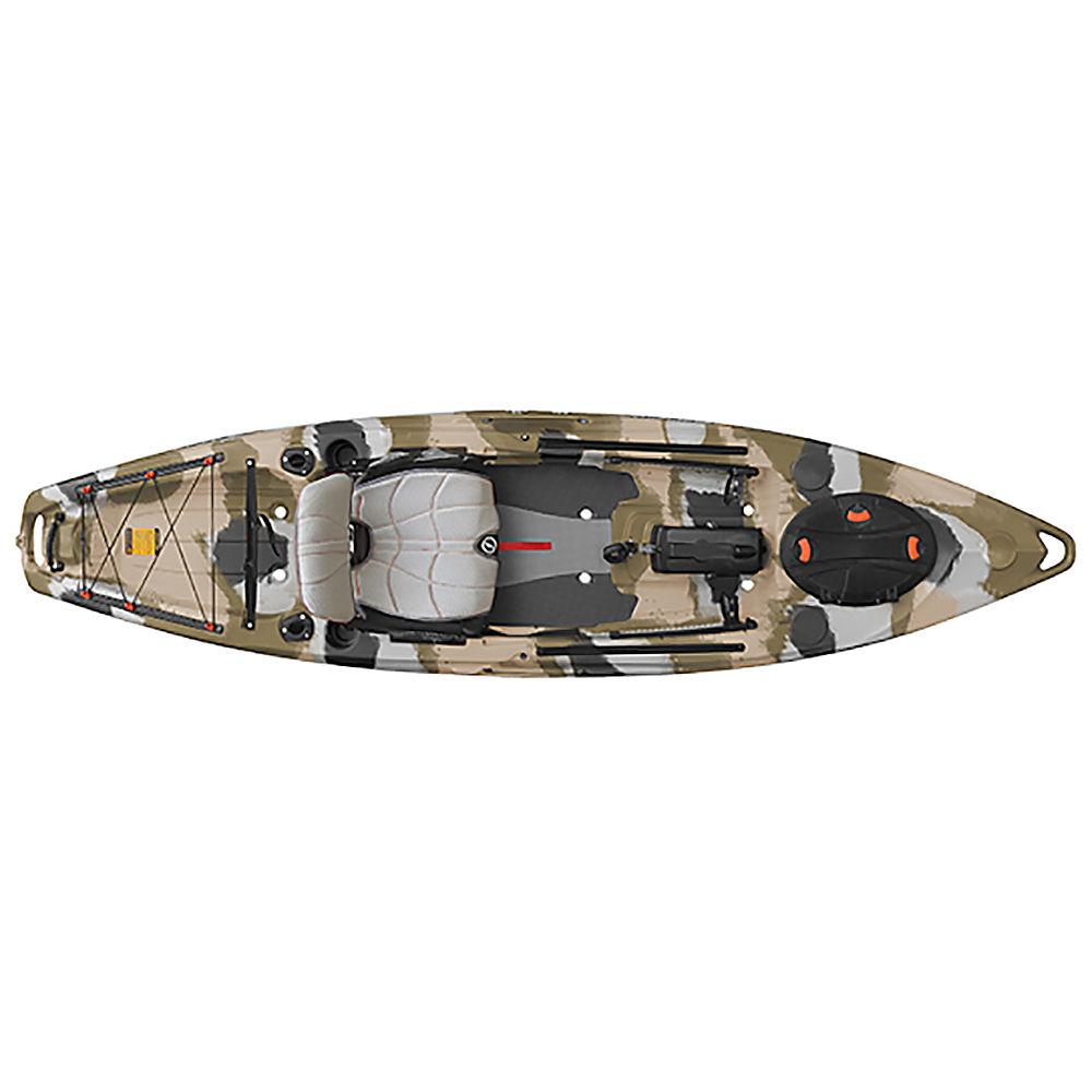 Feelfree lure 11 5 fishing kayak 2017 ebay for Feelfree lure 11 5 with trolling motor
