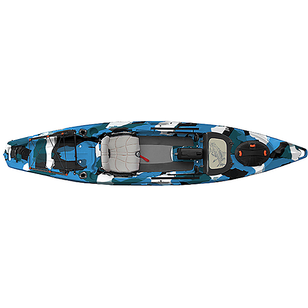 Feelfree Lure 13.5 Kayak 2017, Blue Camo, 600