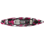 Feelfree Lure 13.5 Fishing Kayak 2016, Pink Camo, medium