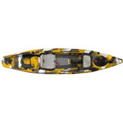 Feelfree Lure 13.5 Fishing Kayak 2017, Sun Camo, medium