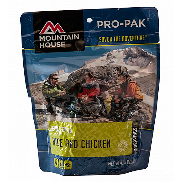Mountain House Rice and Chicken 2017, , 600