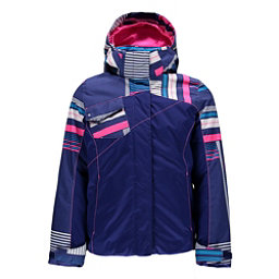 Spyder Dreamer Girls Ski Jacket (Previous Season), Evening-Evening Vybe Print-Bry, 256