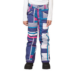 Spyder Vixen Tailored Girls Ski Pants (Previous Season), Evening Vybe Print, 256