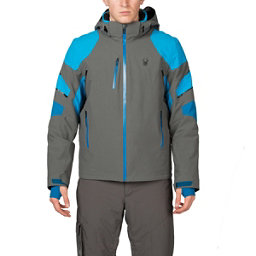 Spyder Verbier Mens Insulated Ski Jacket (Previous Season), Polar-Electric Blue-Concept Bl, 256