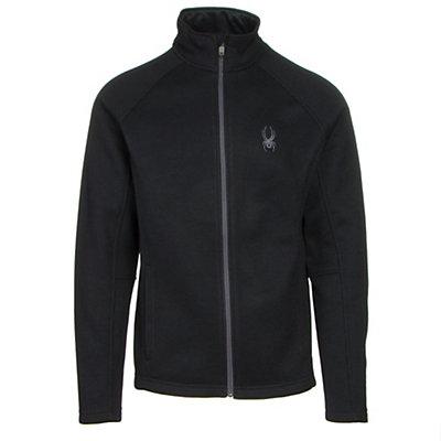 Spyder Core Constant Tailored Mens Sweater (Previous Season), Black-Polar, viewer