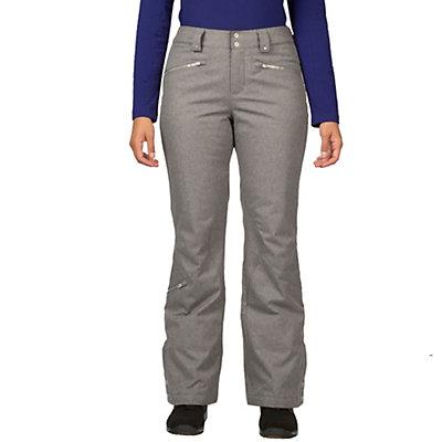 Spyder ME Tailored Fit Long Womens Ski Pants (Previous Season), Black, viewer