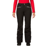 Spyder ME Tailored Fit Short Womens Ski Pants (Previous Season), Black, medium