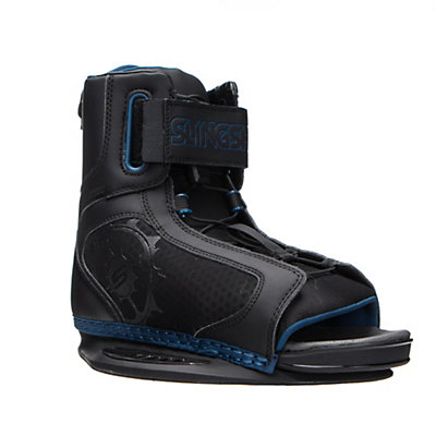 Slingshot Option Wakeboard Bindings 2016, Black-Blue, viewer