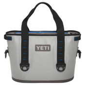 YETI Hopper 20, Fog Gray-Tahoe Blue, medium