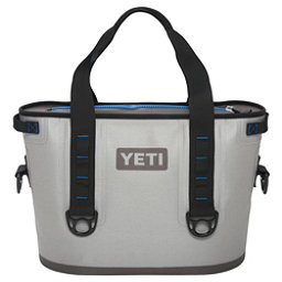 YETI Hopper 20, Fog Gray-Tahoe Blue, 256
