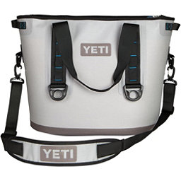 YETI Hopper 30 2017, Fog Gray-Tahoe Blue, 256
