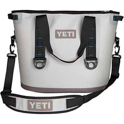 YETI Hopper 30, Fog Gray-Tahoe Blue, viewer