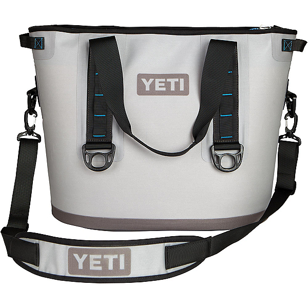 YETI Hopper 30 2017, Fog Gray-Tahoe Blue, 600