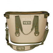 YETI Coolers Hopper 30 2016, Field Tan, medium