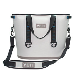 YETI Hopper 40, Fog Gray-Tahoe Blue, 256