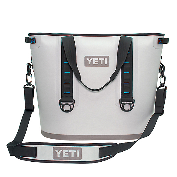 YETI Hopper 40 2017, Fog Gray-Tahoe Blue, 600