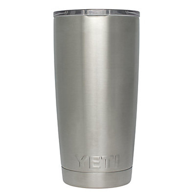 YETI Rambler Tumbler - 20oz., Stainless Steel, viewer