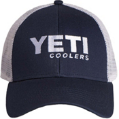 YETI Coolers Traditional Trucker Hat, Navy, medium