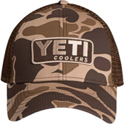 YETI Coolers Custom Camo Trucker Hat, Camo, medium