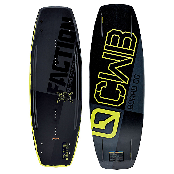 CWB Faction Blem Wakeboard, , 600