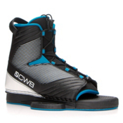 CWB Optima Wakeboard Bindings 2017, Black-Blue, medium