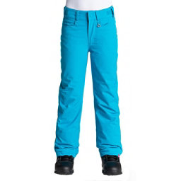 Roxy Backyard Girls Snowboard Pants, Hawaiian Ocean, 256
