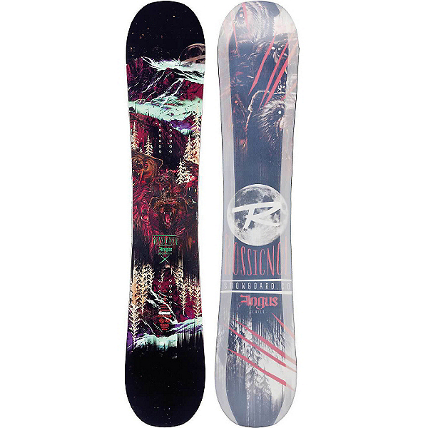Rossignol Angus MagTek Snowboard, , 600