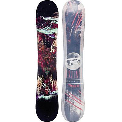 Rossignol Angus MagTek Wide Snowboard, , viewer