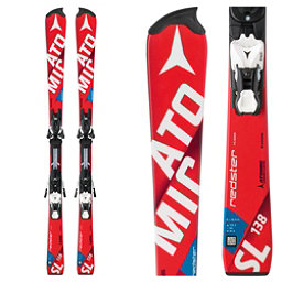 Atomic Redster FIS SL Junior Race Skis with XTO 12 Race Bindings, , 256