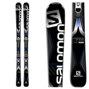 Salomon X-Drive 7.5 Skis with Lithium 10 Bindings, , medium