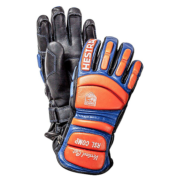 Hestra RSL Comp Vertical Cut Ski Racing Gloves, , 600