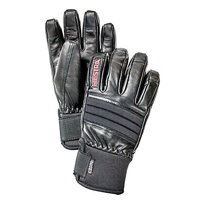 Hestra Dexterity Gloves, Black-Black, viewer