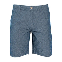 United By Blue Selby Mens Shorts, Blue, 256