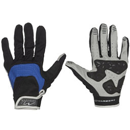 Stohlquist Warmers Barnacle Paddling Gloves, Blue, 256