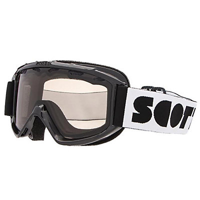 Scott Jr. Hookup Kids Goggles, Black-Natural Light 40, viewer