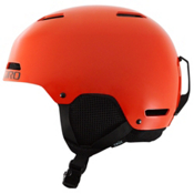 Giro Crue Kids Helmet, Glowing Red, medium