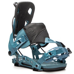 Flow NX2 Hybrid Snowboard Bindings, Blue, 256