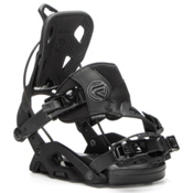 Flow Fuse Hybrid Snowboard Bindings, Black, medium