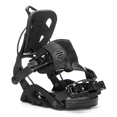 Flow Fuse Hybrid Snowboard Bindings, Black, viewer