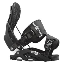 Flow Nexus Snowboard Bindings, Black, 256