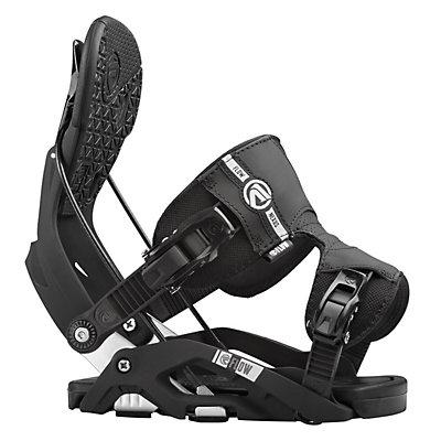 Flow Nexus Snowboard Bindings, Black, viewer