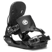 Flow Five Hybrid Snowboard Bindings, Black, medium