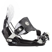 Flow Five Hybrid Snowboard Bindings, Stormtrooper, medium