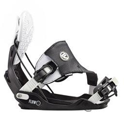 Flow Five Hybrid Snowboard Bindings, Stormtrooper, 256