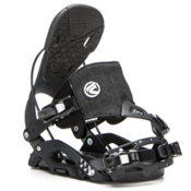 Flow Juno Hybrid Womens Snowboard Bindings, Black, medium