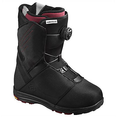 Flow Deelite Coiler Womens Snowboard Boots, , viewer