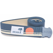 Arcade Belts The Offshore Belt, Blue-White, medium