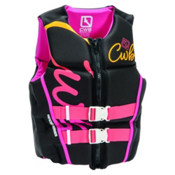 CWB Lotus Neo Womens Life Vest, Black-Pink, medium