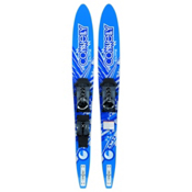Connelly Eclypse Combo Water Skis With Swerve Lace Adjustable Bindings 2017, , medium