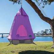 TreePod Hanging Treehouse 2017, Purple, medium
